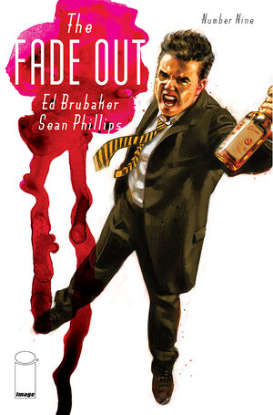 Cover for The Fade Out #9 (2015)