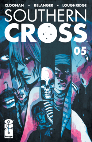 Cover for Southern Cross #5 (2015)