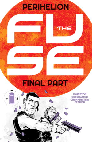 Cover for The Fuse #18 (2016)