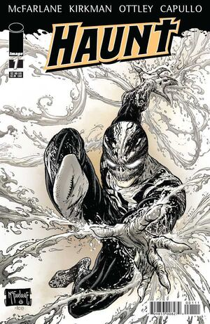 Cover for Haunt #1 (2009)