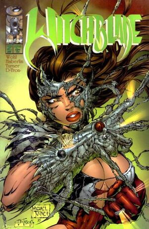 Cover for Witchblade #2 (1996)