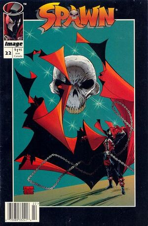 Cover for Spawn #22 (1994)