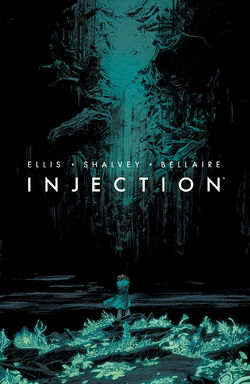Cover for the Injection TPB 1 Trade Paperback