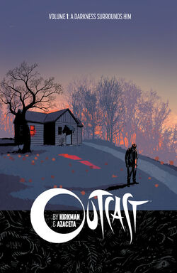 Cover for the Outcast TPB 1 Trade Paperback