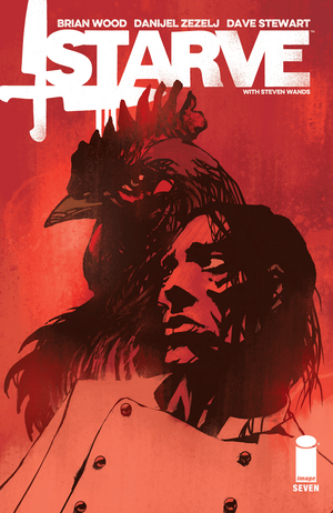 Cover for Starve #7 (2016)