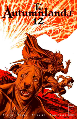 Cover for The Autumnlands #12 (2016)