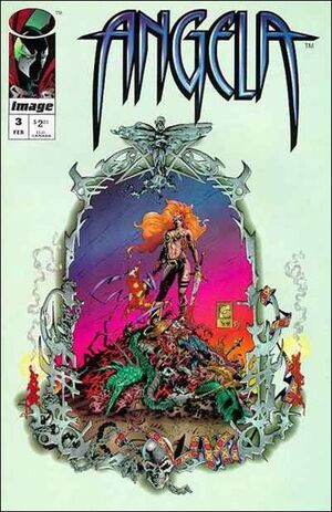 Cover for Angela #3 (1995)
