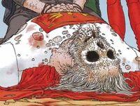 Utopian Death from Jupiter's Legacy Vol 1 -3