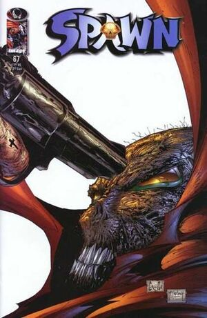 Cover for Spawn #67 (1997)