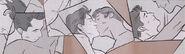 Blue Bolt Kissing