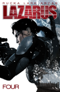 Lazarus TPB Vol 4 Poison (Collected)