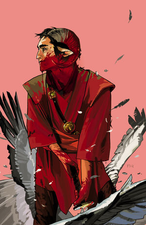 Cover for Saga #7 (2012)