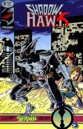 ShadowHawk Vol 1 2