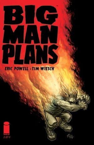 Cover for Big Man Plans #4 (2015)