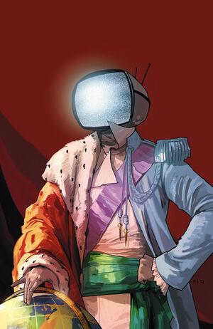 Cover for Saga #5 (2012)