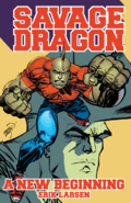 Savage Dragon A New Beginning! TPB