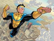 Invincible Mark Grayson 001