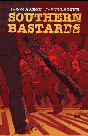 Cover for Southern Bastards #1 (2014)