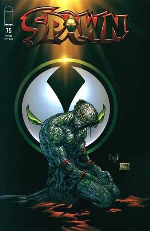 Cover for Spawn #75 (1998)