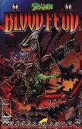 Spawn Blood Feud Vol 1 2