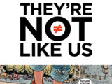 They're Not Like Us Vol 1 1