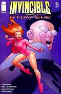 Invincible Presents Atom Eve Vol 1 2