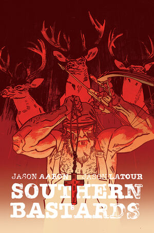Cover for Southern Bastards #11 (2015)