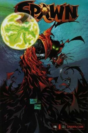 Cover for Spawn #119 (2002)