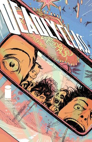 Cover for Deadly Class #4 (2014)