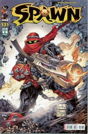 Cover for Spawn #131 (2003)