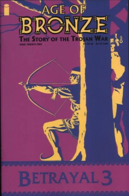 Age of Bronze Vol 1 22 | Image Comics Database | FANDOM