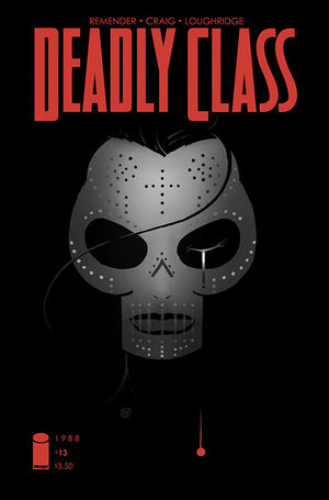 Cover for Deadly Class #13 (2015)