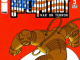 SuperPatriot: War on Terror Vol 1 3