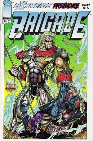 Cover for Brigade #9