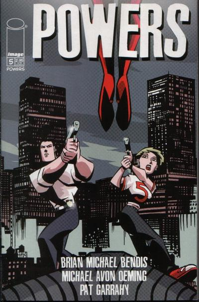 Powers Vol 1 5 Image Comics Database Fandom Powered By Wikia