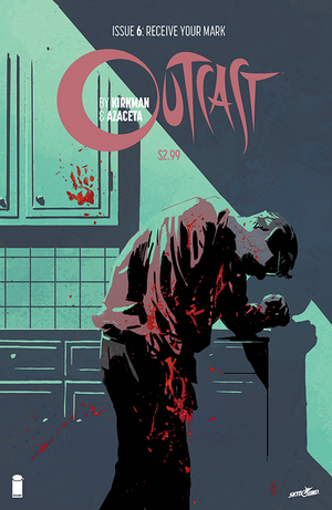 Cover for Outcast #6 (2014)