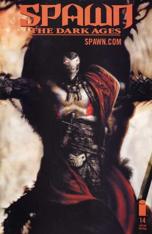 Cover for Spawn The Dark Ages #14 (2000)