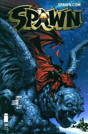 Cover for Spawn #98 (2000)