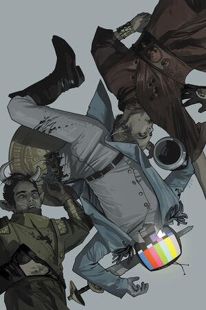 Cover for Saga #12 (2013)
