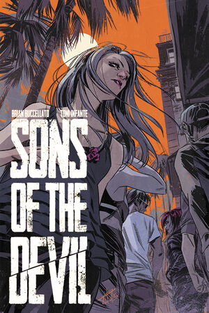 Cover for Sons of the Devil #4 (2015)