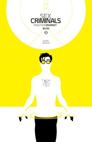Cover for Sex Criminals #2 (2013)