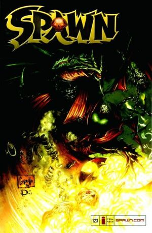 Cover for Spawn #123 (2003)