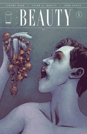 Cover for The Beauty #5 (2015)