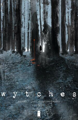 Cover for Wytches #1 (2014)