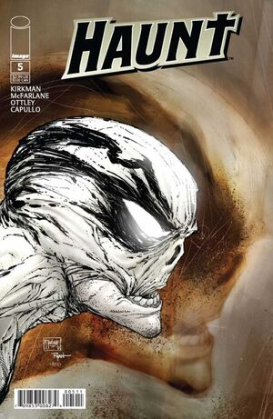 Cover for Haunt #5 (2010)
