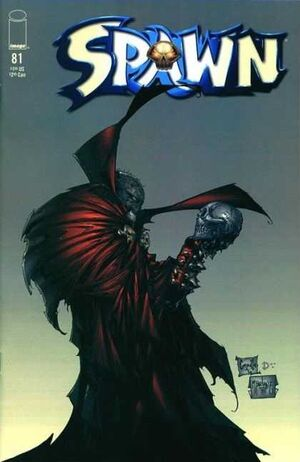 Cover for Spawn #81 (1999)