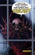 Kincaid's new look