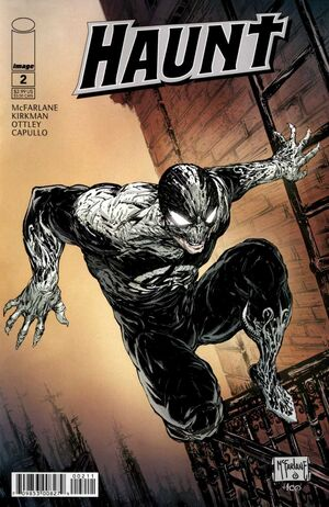 Cover for Haunt #2 (2009)