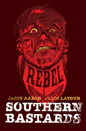 Cover for Southern Bastards #10 (2015)