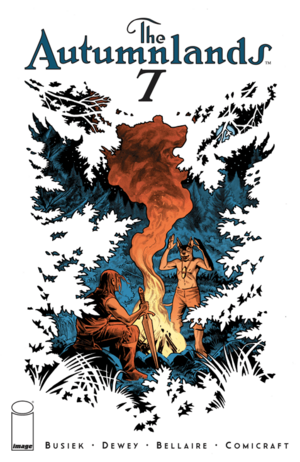 Cover for The Autumnlands #7 (2015)